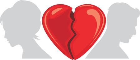 76670123 - broken heart